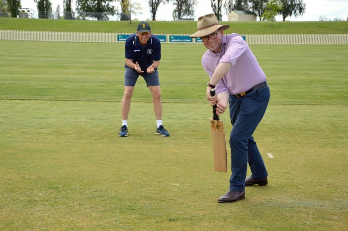 ARMIDALE & DISTRICT CRICKET HITTING OUT FOR INDOOR WITH $39,454 GRANT