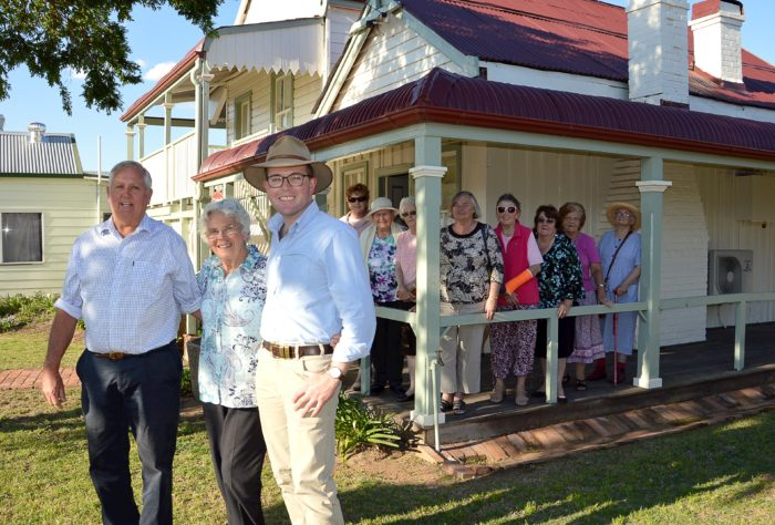 WARIALDA'S HISTORIC CARINDA HOUSE TO GET SOME MODERN LOVING CARE