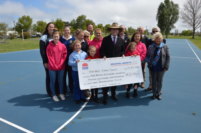 GLEN INNES NETBALL CASHES IN WITH WHOPPING $4.2 MILLION GRANT