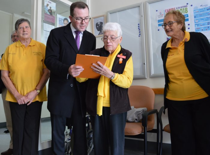 CAMPAIGN LAUNCHED FOR $20 MILLION REFURB OF GLEN INNES HOSPITAL