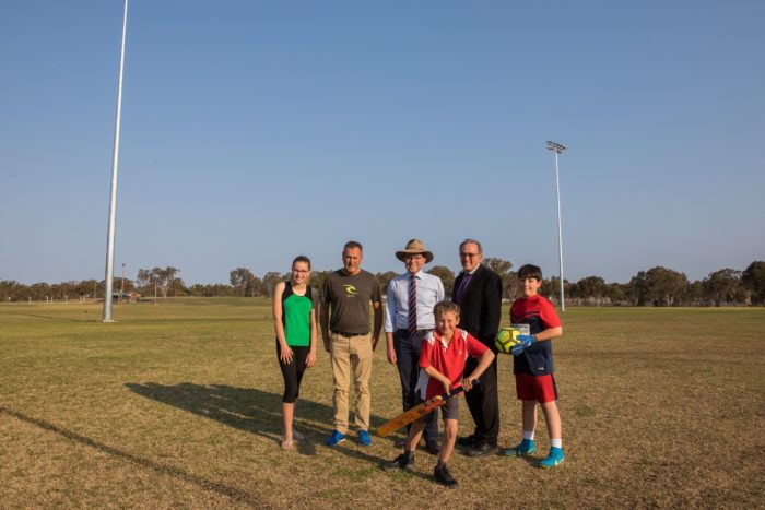 $350,000 FUNDING HIT FOR ATHLETICS AND INVERELL SPORTS COMPLEX