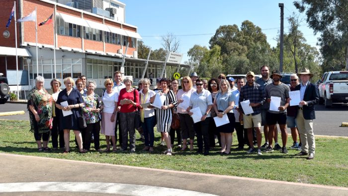 COMMUNITY CAMPAIGN LAUNCHED FOR NEW $80 MILLION MOREE HOSPITAL