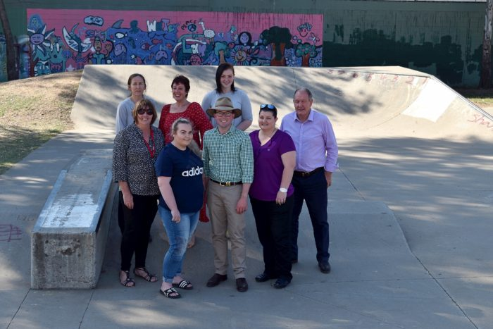 MOREE YOUTH PRECINCT GETS ITS SKATES ON WITH $99,000 REVAMP