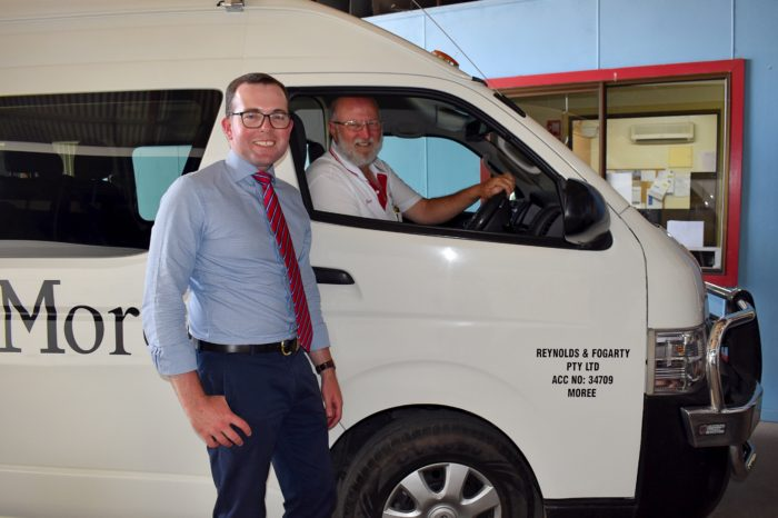 ON DEMAND PUBLIC TRANSPORT SET TO ROLLOUT IN MOREE: FIRST FOR REGION