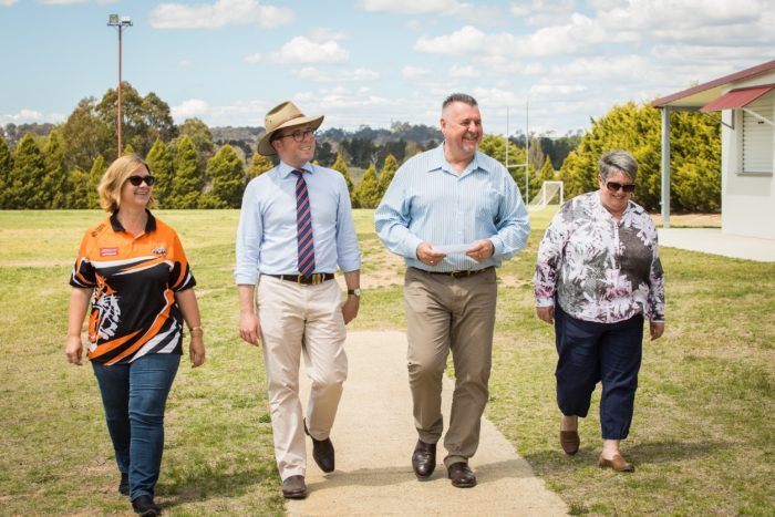 $247,292 KICK FOR URALLA SPORTING COMPLEX UPGRADE PROJECT