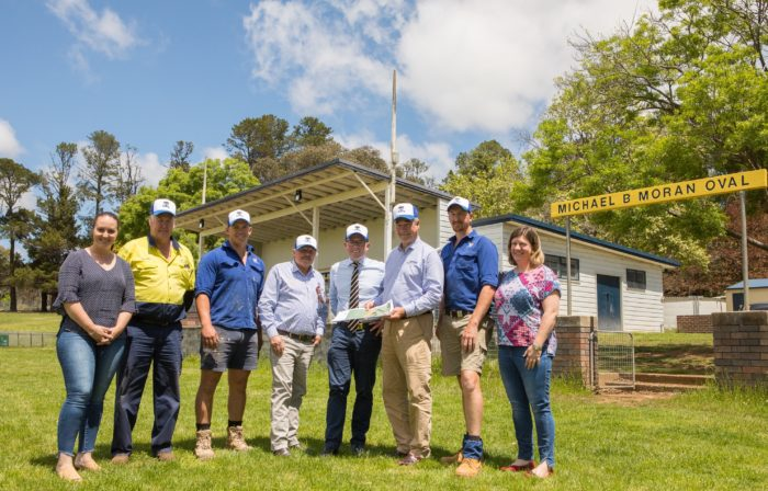 $80,614 TO MAKE ARMIDALE'S MORAN OVAL A DRIER ARGUMENT