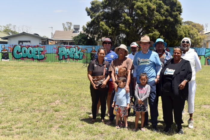 COOEE PARK TO BREAK NEW GROUND WITH $10,000 FUNDING FOR UPGRADE