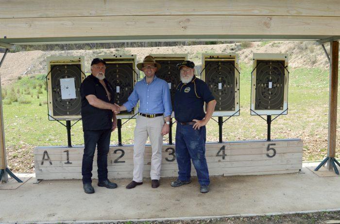 $45,210 TO GIVE EMMAVILLE RIFLE RANGE A SHOT AT BIG GUN TITLES