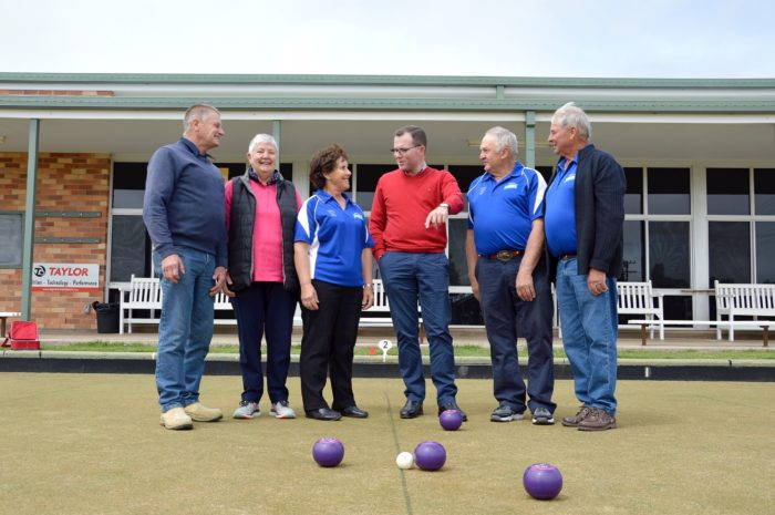 $77,589 FUNDING TO RAISE THE ROOF AT GLEN INNES BOWLING CLUB