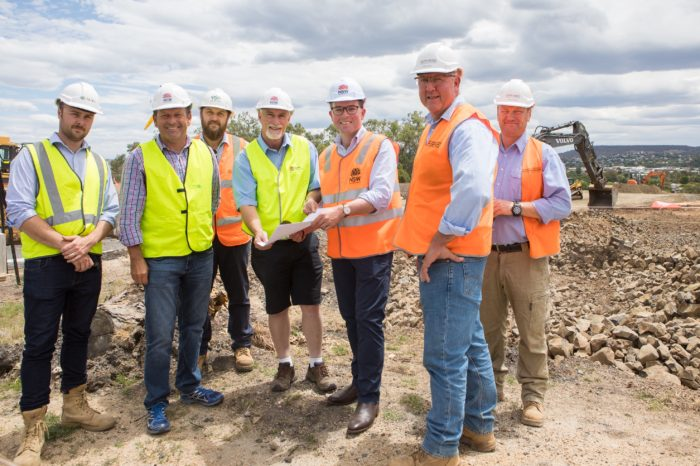 $60 MILLION INVERELL HOSPITAL REDEVELOPMENT NOW IN FULL SWING