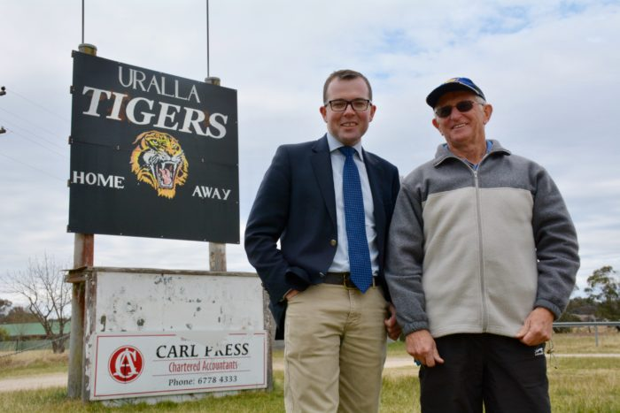 STATEMENT ON KEVIN WARD: SERVICE TO URALLA COMMMUNITY