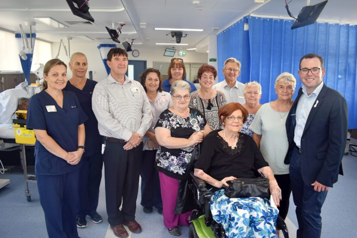 NEW $2 MILLION MOREE RENAL DIALYSIS UNIT OPENED & TREATING PATIENTS