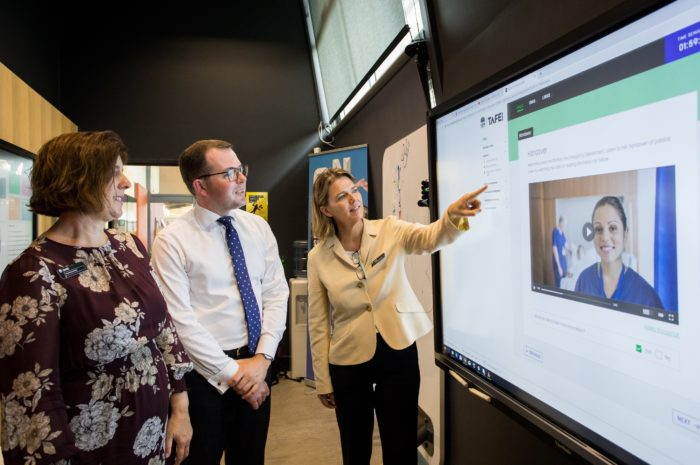 ARMIDALE PROVES ITS 'SMARTS' IN THE WORLD'S DIGITAL TRAINING SPACE