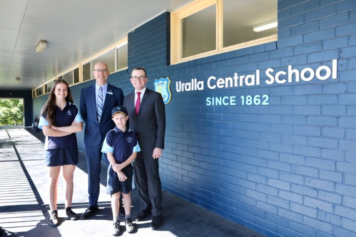 $23.8 MILLION IN NEEDS-BASED FUNDING FOR NORTHERN TABLELANDS SCHOOLS