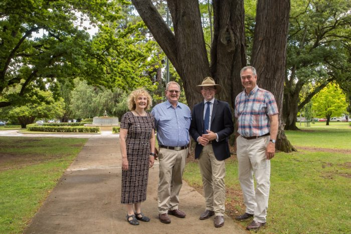 ARMIDALE'S CENTRAL PARK AWARDED STATE HERITAGE STATUS