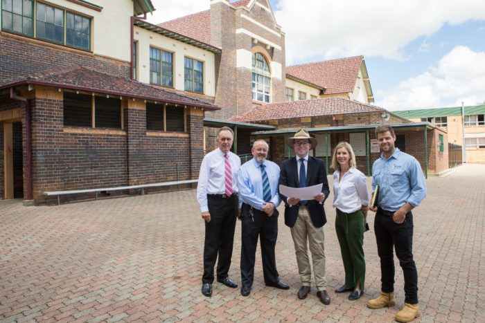 DIGITAL FLYTHROUGH RELEASED FOR NEW ARMIDALE SECONDARY COLLEGE