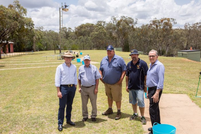 INVERELL GUN CLUB TAKES AIM AT NEW FENCING WITH $18,000 FUNDING HIT