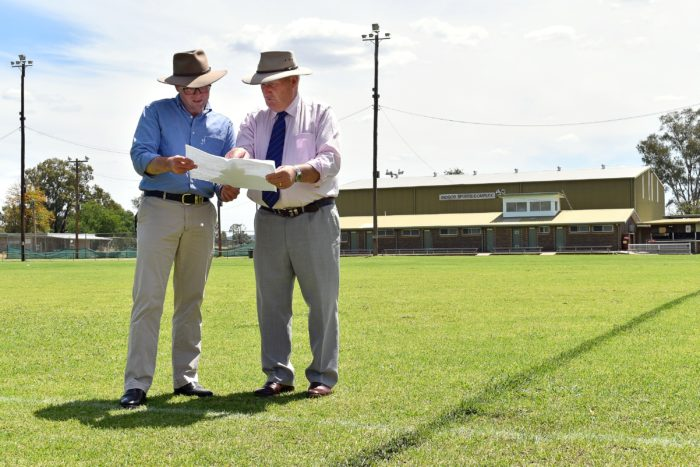 $145,462 MAJOR OVERHAUL FOR WARIALDA RECREATION GROUND