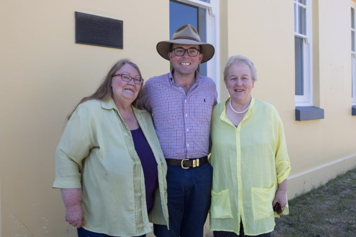 $60,346 WILL SECURE GUYRA'S HISTORY FOR THE FUTURE