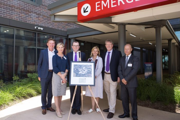 COMMUNITY CELEBRATES OPENING OF REDEVELOPED ARMIDALE HOSPITAL