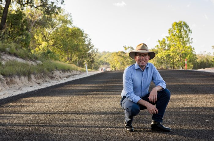 URALLA SHIRE CRACKING ON WITH $2 MILLION SEALING OF BINGARA ROAD