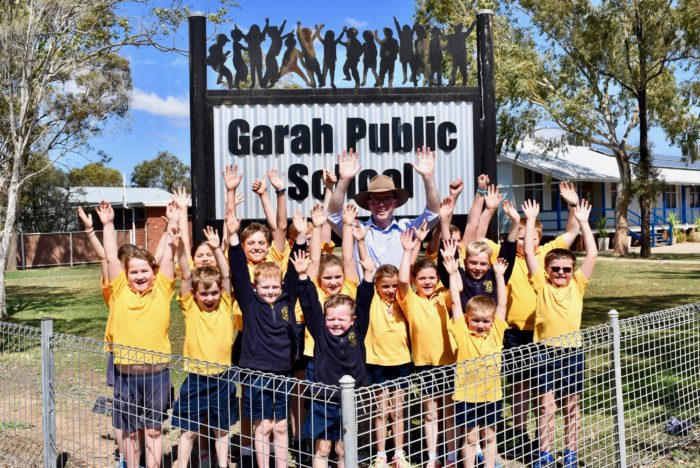 TEACHER JOBS PROTECTED AT OUR DROUGHT-AFFECTED SCHOOLS
