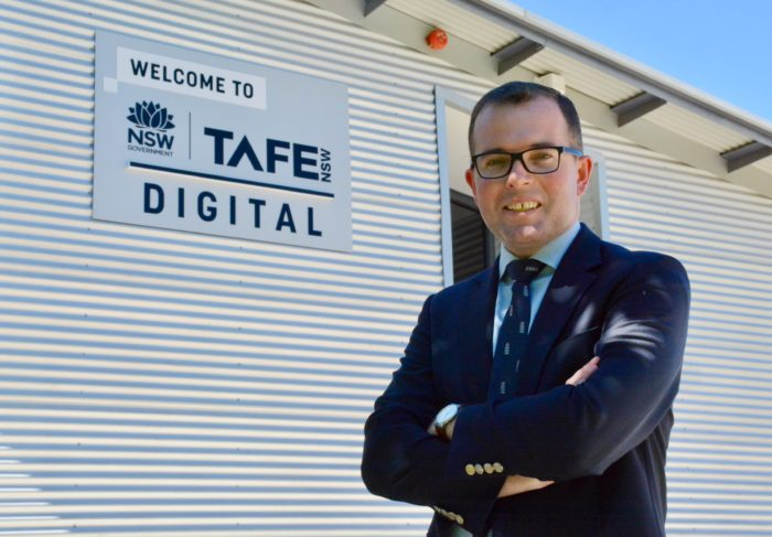 MORE LOCAL STUDENTS FLOCKING TO TAFE AS OPEN WEEK KICKS OFF
