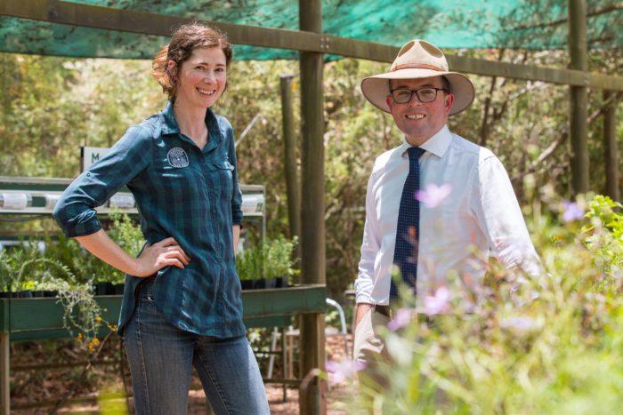 ARMIDALE TREE GROUP GRABS A $10,000 SEED HARVEST WINDFALL