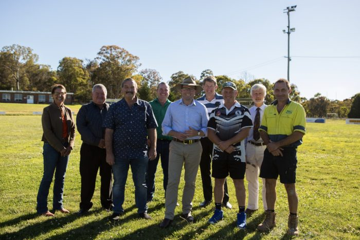 HOME OF GLEN INNES RUGBY LEAGUE SET FOR $471,770 UPGRADE