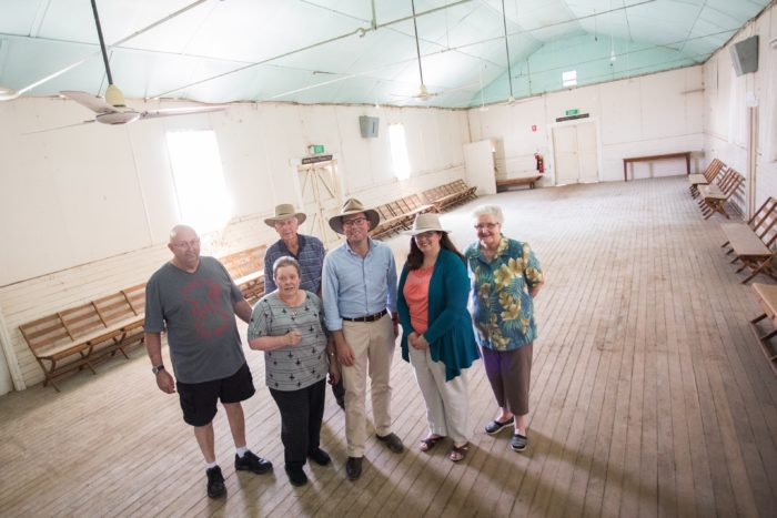 $29,628 STUMPED UP FOR OLD GRAVESEND HALL UPGRADE PLANS
