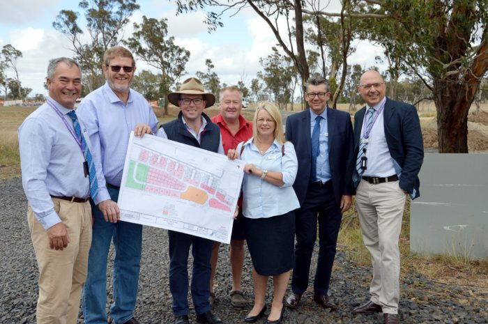 LIFT-OFF FOR ARMIDALE REGIONAL AIPORT BUSINESS PARK