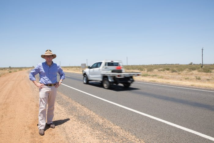 $3.5 MILLION CARNARVON HIGHWAY UPGRADE COMPLETE NEAR MOREE