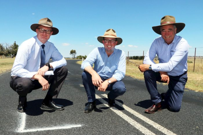$300,000 HAUL TO UPGRADE FOUR ARMIDALE REGIONAL RURAL ROADS