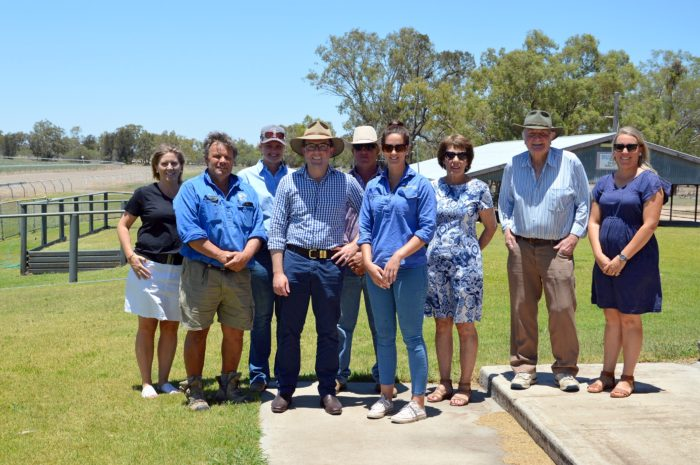 MUNGINDI SHOWGROUND RACING TOWARD $110,000 AMENITIES UPGRADES