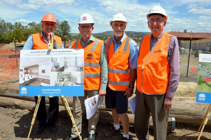 PLANS RELEASED FOR STAGE 2 OF INVERELL HOSPITAL REDEVELOPMENT