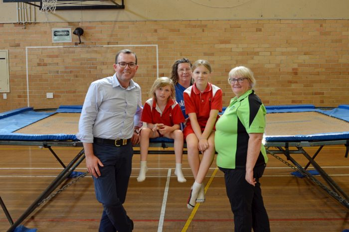 FUNDING FLING A GEM OF A RESULT FOR YOUNG SAPPHIRE CITY GYMNASTS