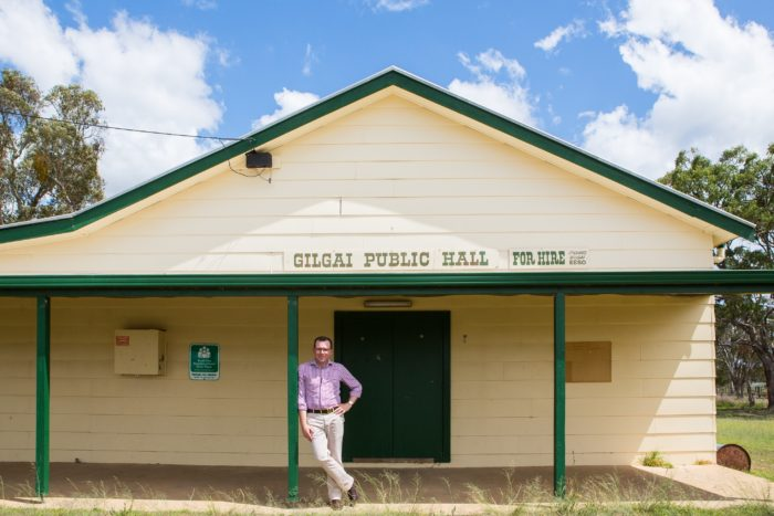 UPGRADES ON THE WAY FOR GILGAI PUBLIC HALL WITH $23,680 GRANT