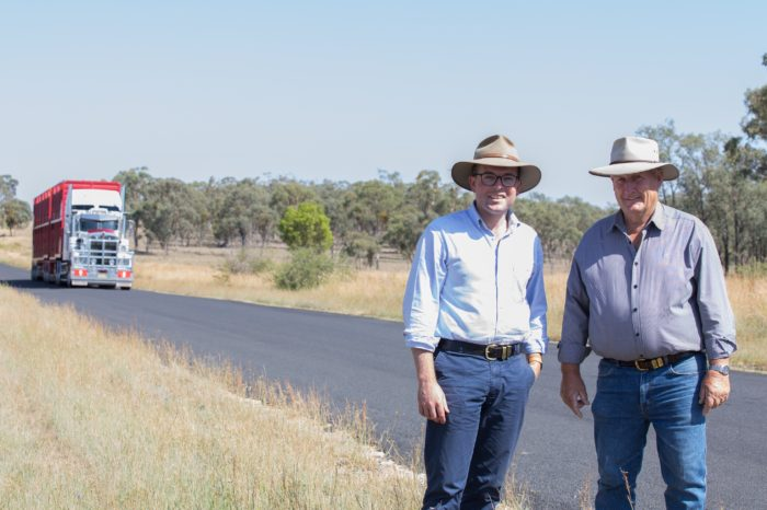 $285,000 'STAR' UPGRADE FOR ROAD NORTH OF WARIALDA