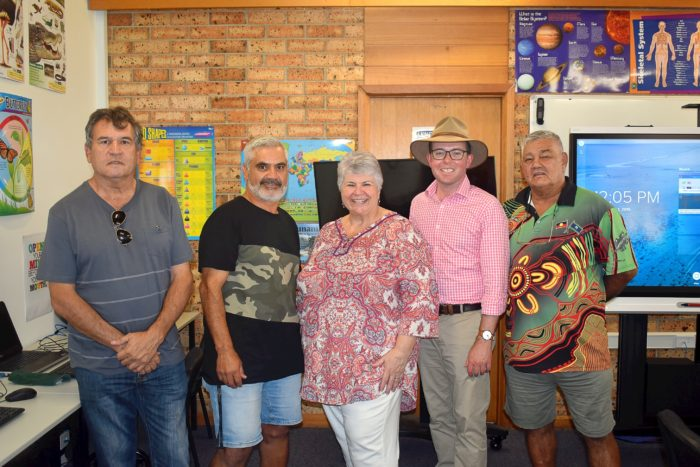 $1.5 MILLION TO GROW MOREE SPORTS, HEALTH AND ARTS ACADEMY