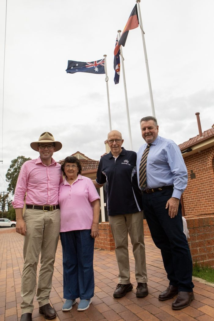 URALLA SHIRE AUSTRALIA DAY COMMITTEE RAMPS UP THE VOLUME