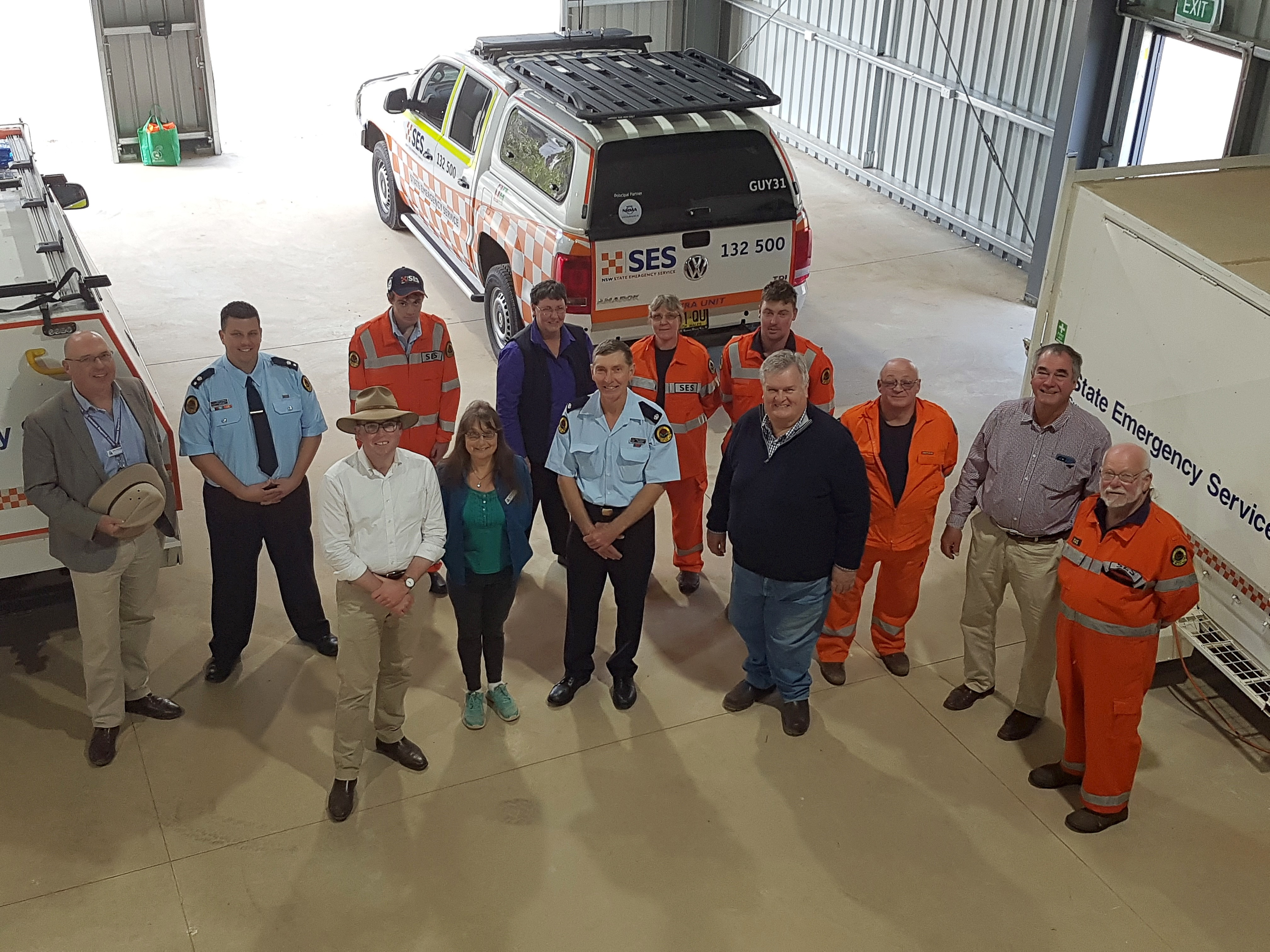 NEW HEADQUARTERS FOR GUYRA SES OFFICIALLY OPENED