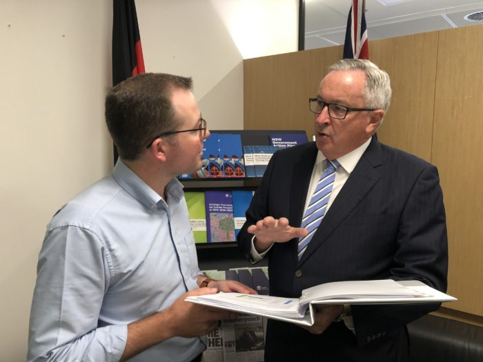 MINISTER CONFIRMS MOREE AND GLEN INNES HOSPITAL COMMITMENTS
