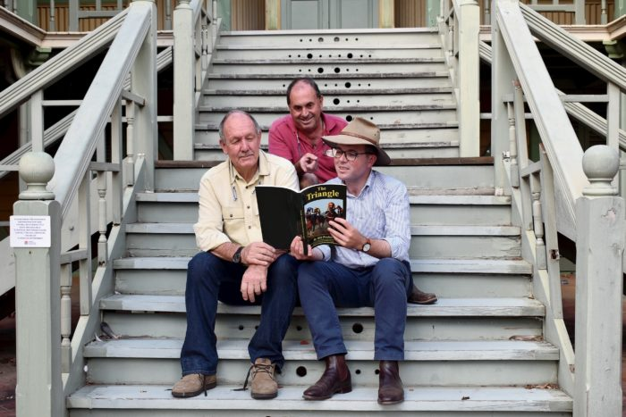 BACKING FOR MOREE HISTORICAL SOCIETY'S NEW PICNIC RACING BOOK
