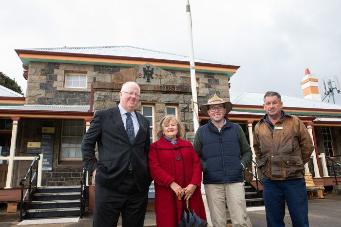 GLEN INNES SECURES $23,000 FUNDING TO HELP PRESERVE LOCAL HISTORY