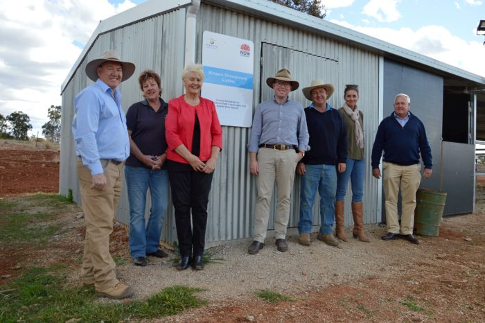 NEW $50,000 BINGARA STABLE BLOCK AN EQUINE EVENTS DRAWCARD