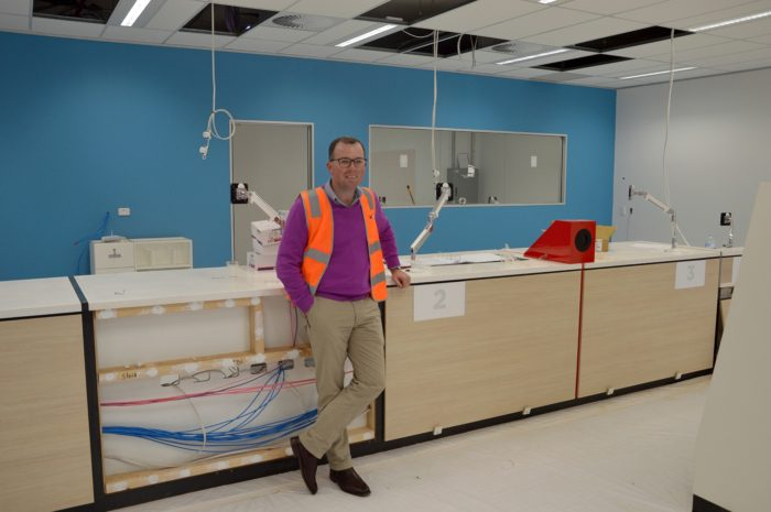 NEW MOREE SERVICE NSW CENTRE TO OPEN BY SEPTEMBER