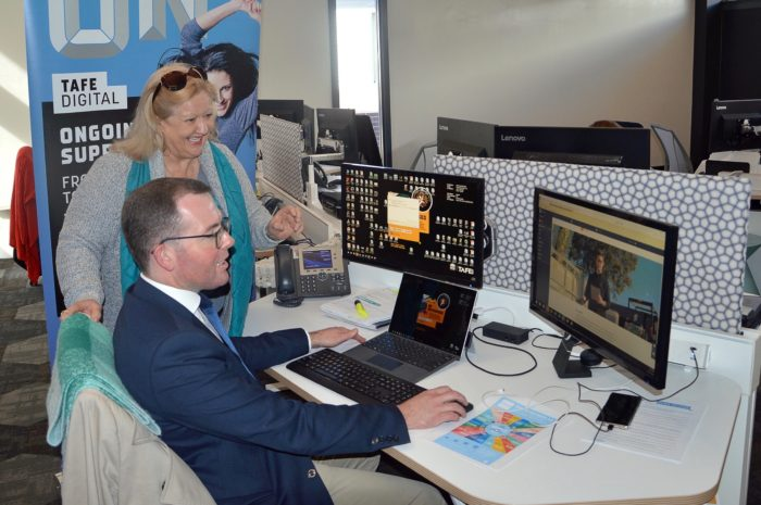 TAFE LOOKS TO BRIDGE THE REGIONAL DIGITAL DIVIDE WITH NEW COURSE