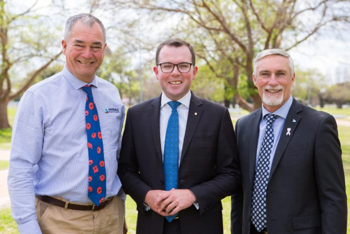 INVERELL SHIRE WELCOMES TINGHA COMMUNITY WITH OPEN ARMS