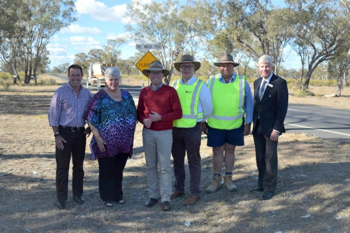 MINISTER CONFIRMS $4.5 MILLION FOR GWYDIR HIGHWAY WASHPOOL UPGRADE
