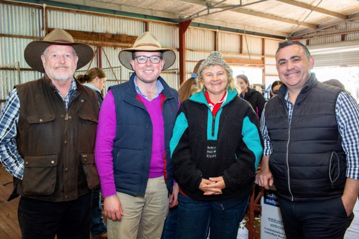 $5,000 OFFERS INVERELL AGRICULTURE STUDENTS THE TRIP OF A LIFETIME